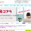 【ゼロワン光コアラ】料金プラン・特典内容・申し込み手続き